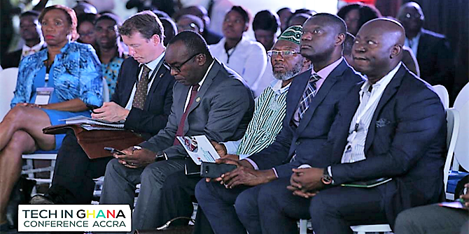 TECH IN GHANA CONFERENCE. NITA, Ministry of Communications, Ghana